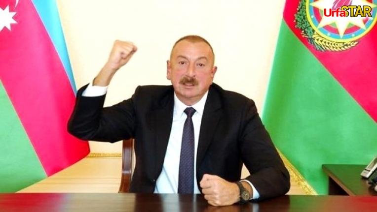 Hain saldırılar sonrası Aliyev'den çok sert açıklamalar