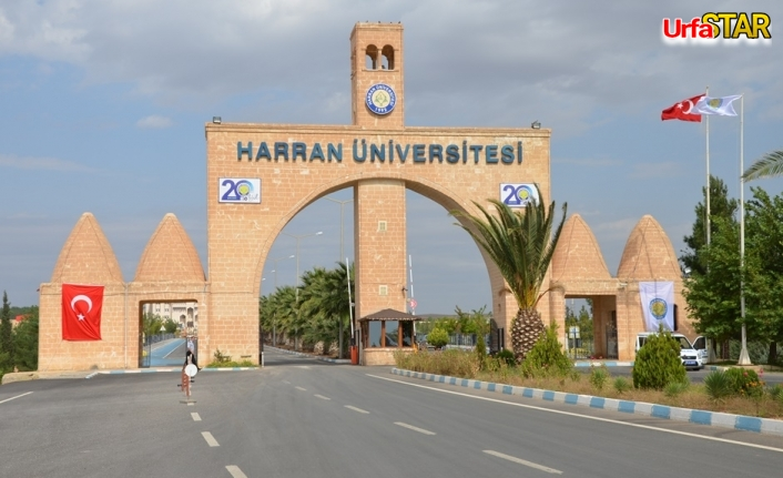 Harran Üniversitesi 62'nci sırada yer aldı