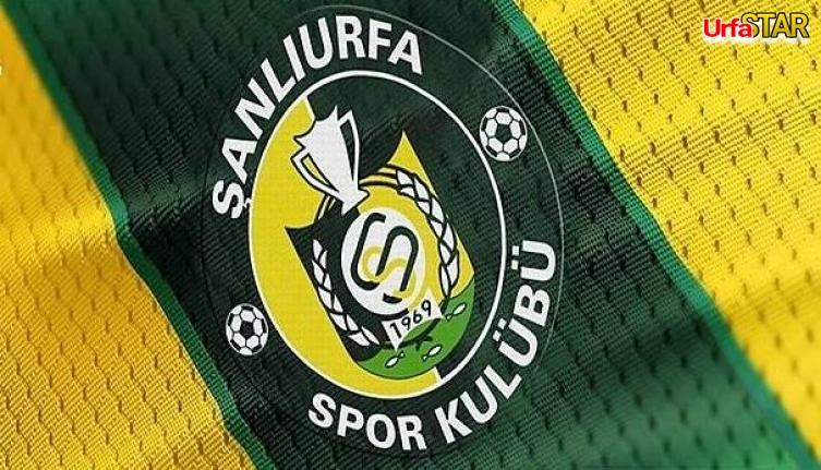 Urfaspor'un transfer tahtası açıldı