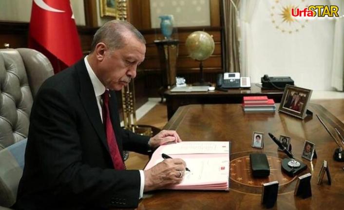 Erdoğan imzaladı! Yeni atamalar gerçekleşti...
