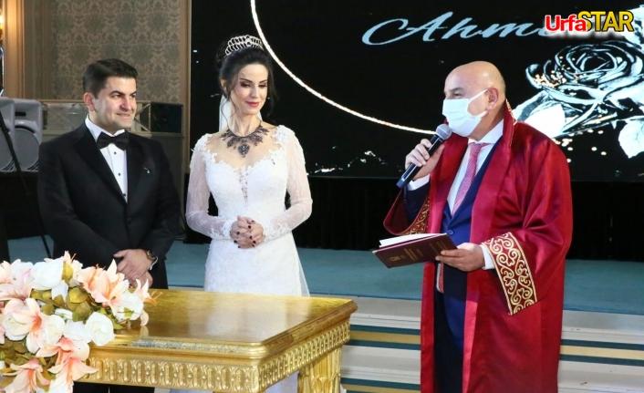 Urfalı isimle evlendi