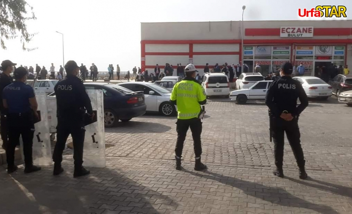 Viranşehir'de silahlı kavga: 1 ölü, 3 yaralı