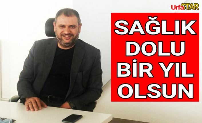 Çayırcıoğlu yeni yılı kutladı