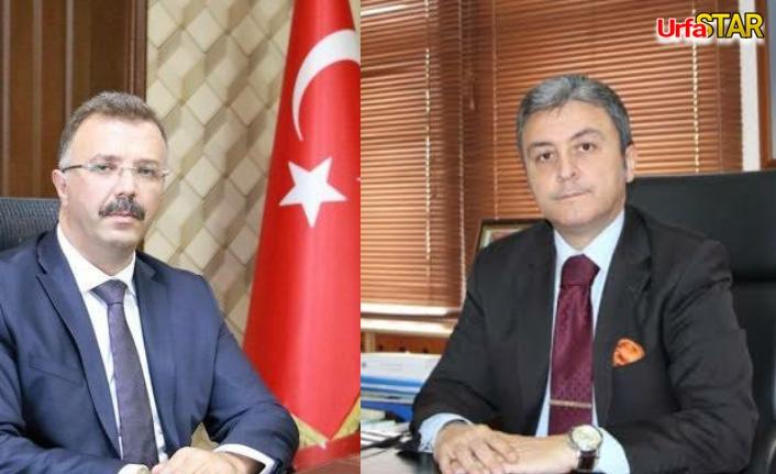 Şanlıurfa Cumhuriyet Başsavcısı Urfa'dan ayrılıyor