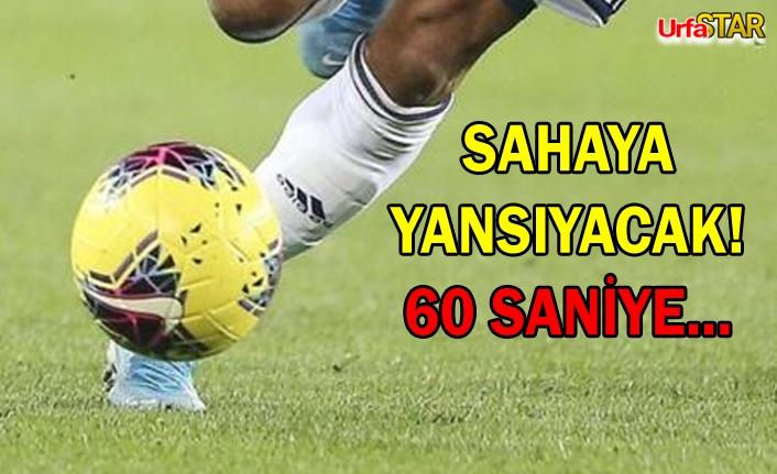 Süper Lig ve 1. Lig takımlarından protesto!