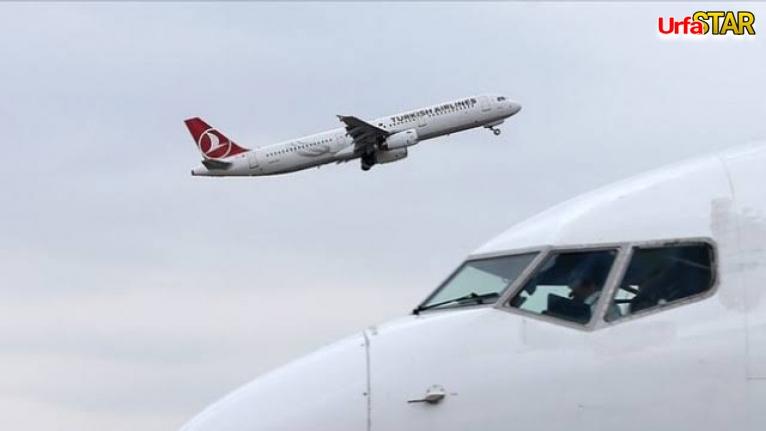 Uçuşlar durduruldu!