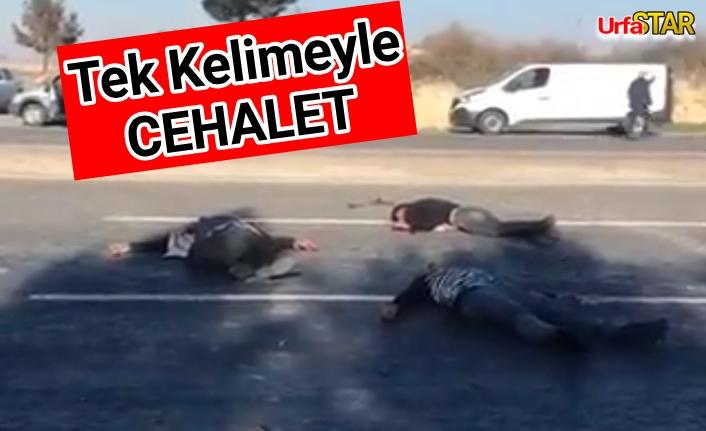Urfa'da silahlı çatışma