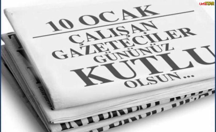 AYD'den 10 Ocak Gazeteciler Günü Mesajı