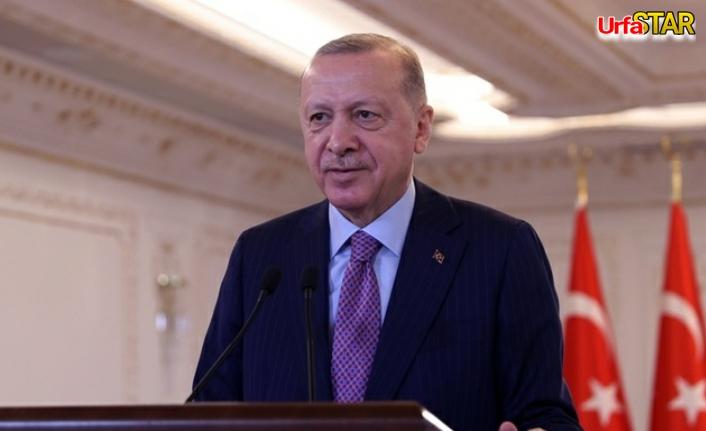 Erdoğan kuraklıkla ilgili konuştu