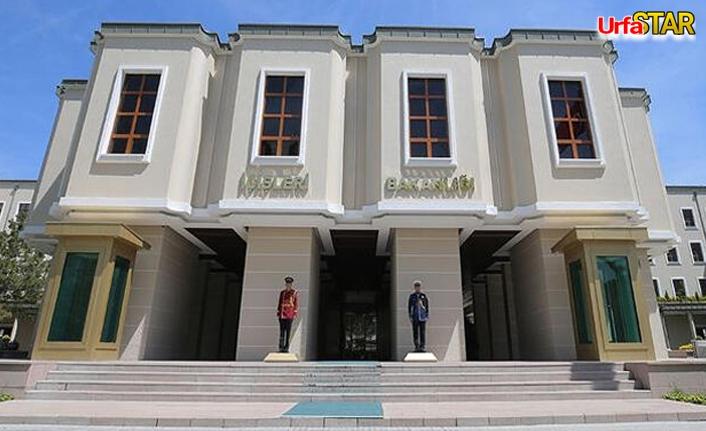 Şanlıurfa'da 24, Türkiye Genelinde 1772 Sözleşmeli Personel Alınacak