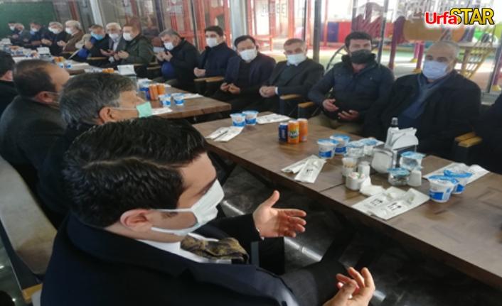 Urfa'da 100 yıllık husumet sona erdi