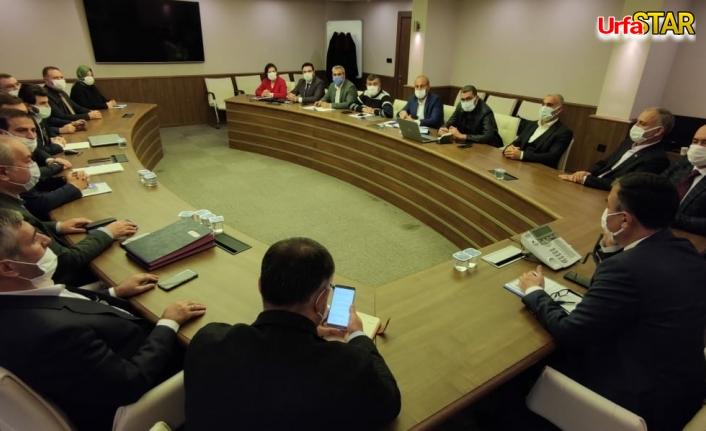 Urfa'da 2. Oturum gerçekleşti