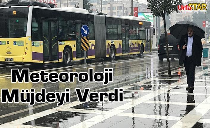 Urfa'ya ne zaman yağmur yağacak?
