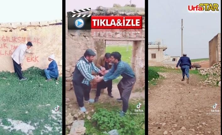 Kibar Feyzo filmi Urfa'da yaşatılıyor...