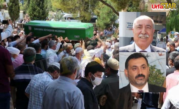 Suruç Aligör'ün kurucu başkanı vefat etti