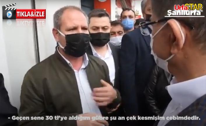 Davutoğlu Urfa'yı profiline sabitledi