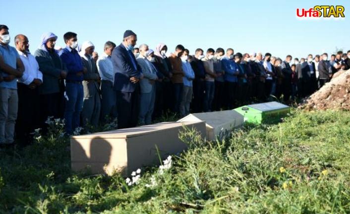 Sulama kanalında boğulan 3 çocuk Urfa'da toprağa verildi