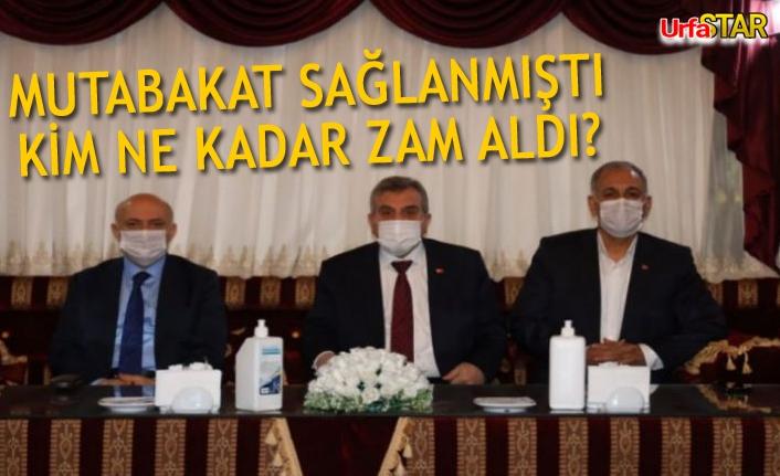 Urfa Belediyesi personeli ile ilgili flaş gelişme!