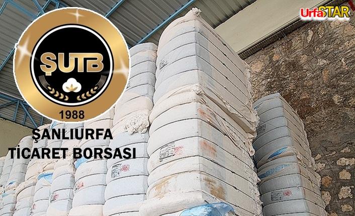 Urfa Borsası'ında fiyatlar belirlendi