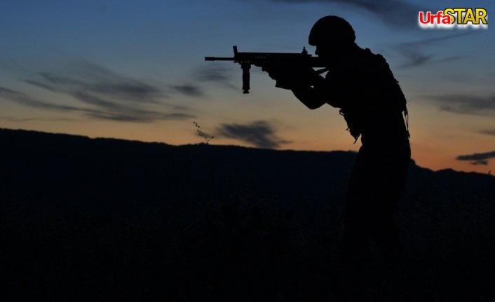 Urfa sınırında 4 terörist öldürüldü