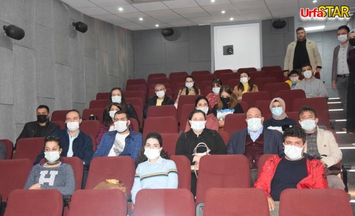 Viranşehir'de öğretmenlere robotik eğitim verildi
