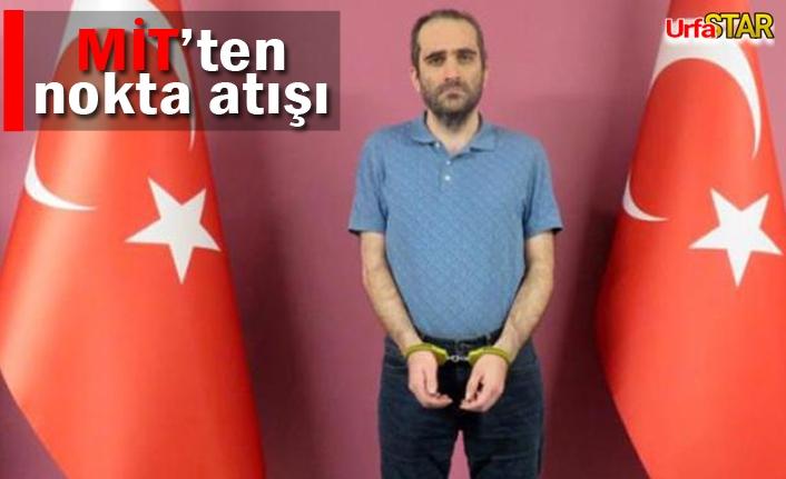 Fetullah Gülen'in yeğeni yakalandı