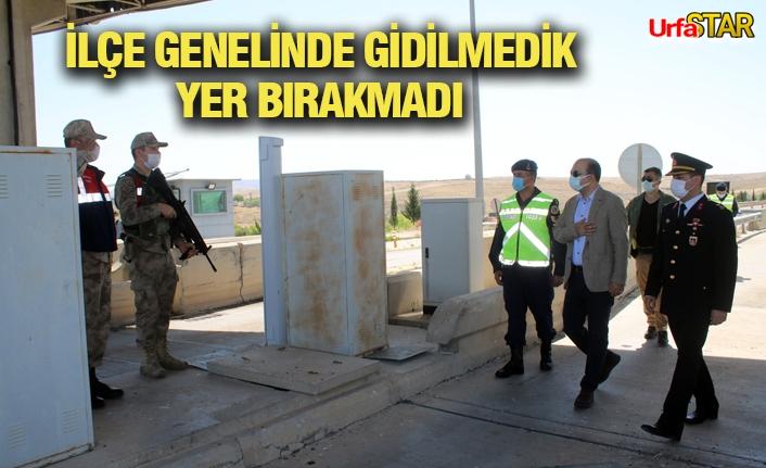 Kaymakam Duman güvenlik güçlerinin bayramını kutladı