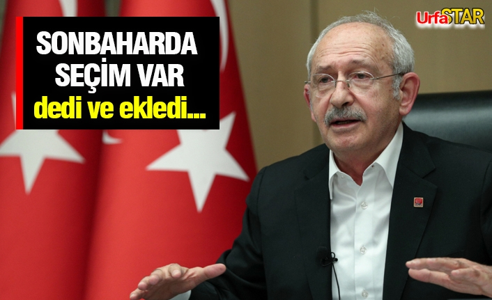 Kılıçdaroğlu Yine Tarih Verdi