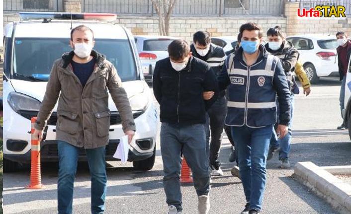 Siverek'te ki olay ilgili 4 kişi tutuklandı