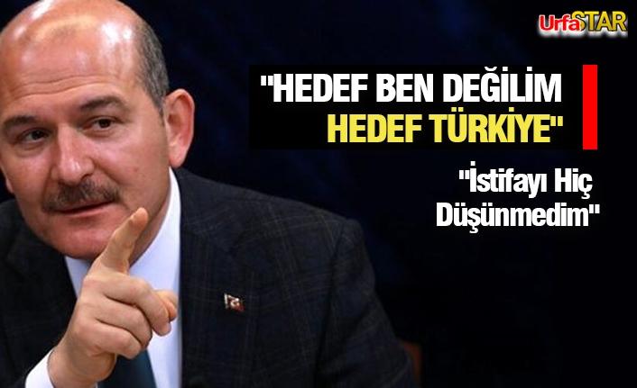Türkiye; Bakan Soylu'yu izledi