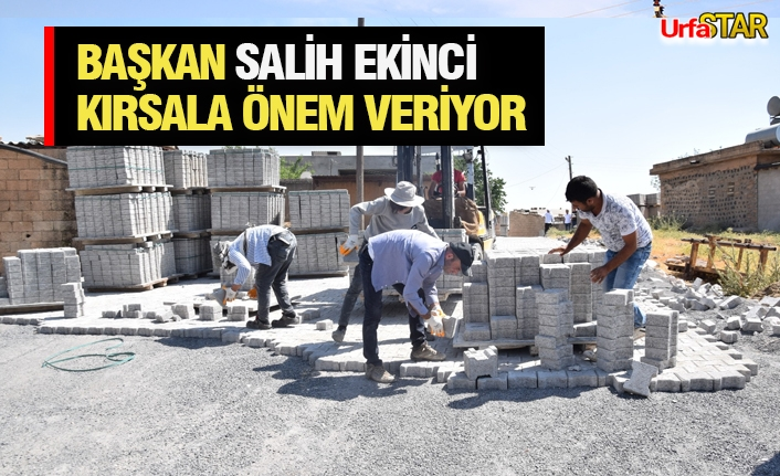 Viranşehir Kırsalında Değişim Sürüyor