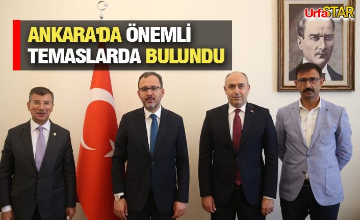 Başkan Aksoy'dan Müjdeli Haberler