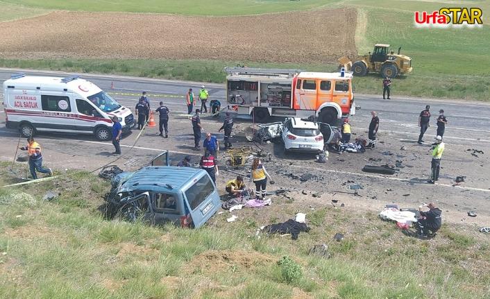Feci kazada can pazarı! 9 kişi hayatını kaybetti