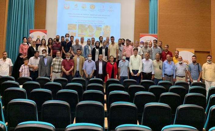 Urfa'da arı yetiştiriciliği eğitimi verildi