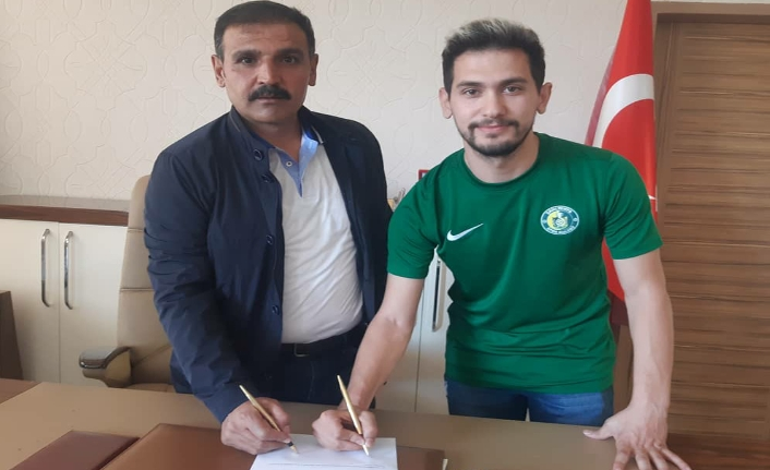 Urfaspor ilk transferlerini yaptı...