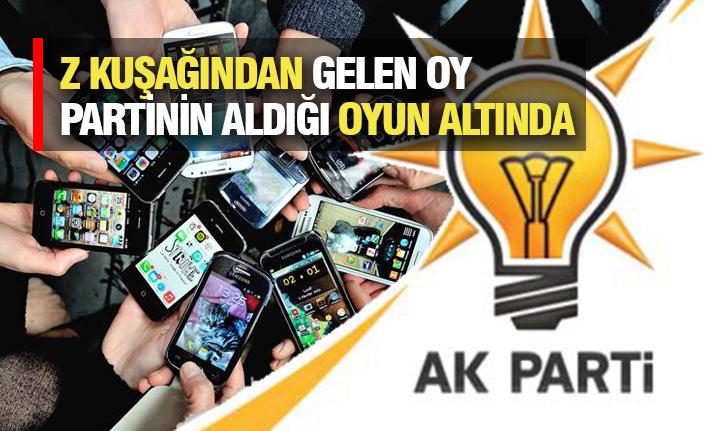 AK Parti'de Z Kuşağı Belirsizliği