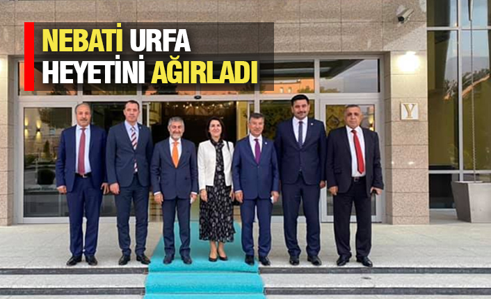 AK Parti'den Önemli Ziyaret