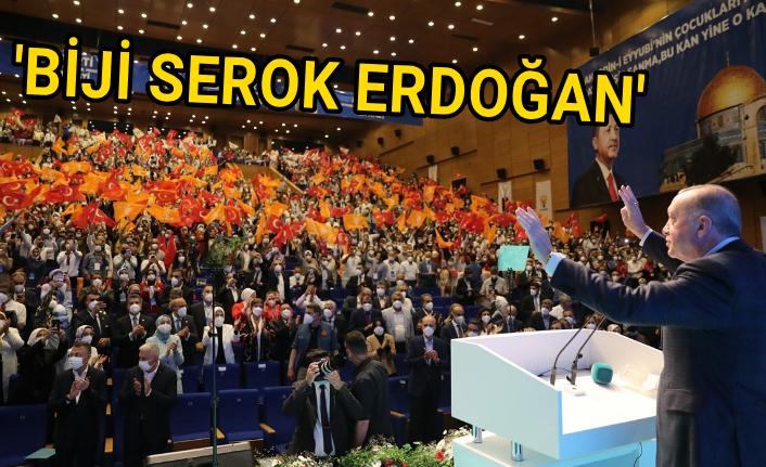 Erdoğan Diyarbakır'da...