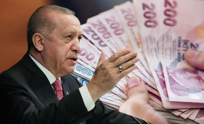 Erdoğan müjdeleri sıraladı...