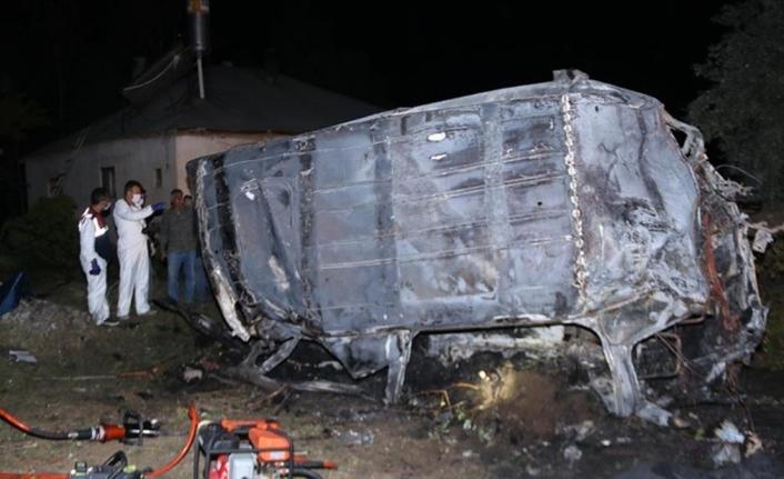 Feci kazada 12 kişi hayatını kaybetti