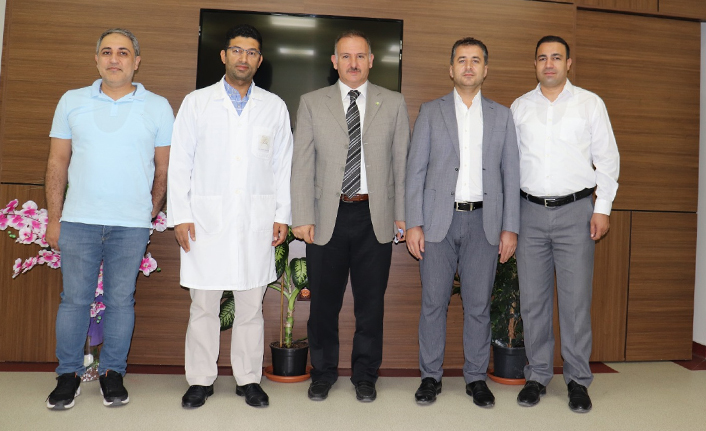 HRÜ, Türkiye'nin ilk doktoralı mezunlarını verdi