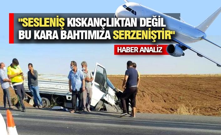 Şanlıurfa'da Gündem Gaziantep