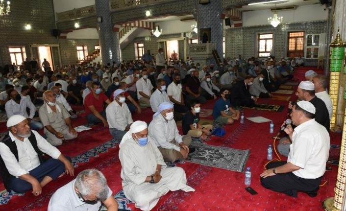Urfa'da şehitler için mevlit okutuldu