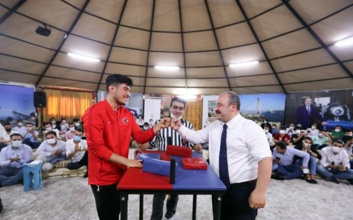 Urfalı sporcu Türkiye ikincisi oldu