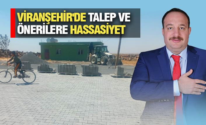 Viranşehir Kırsalında Talepler Ön Planda