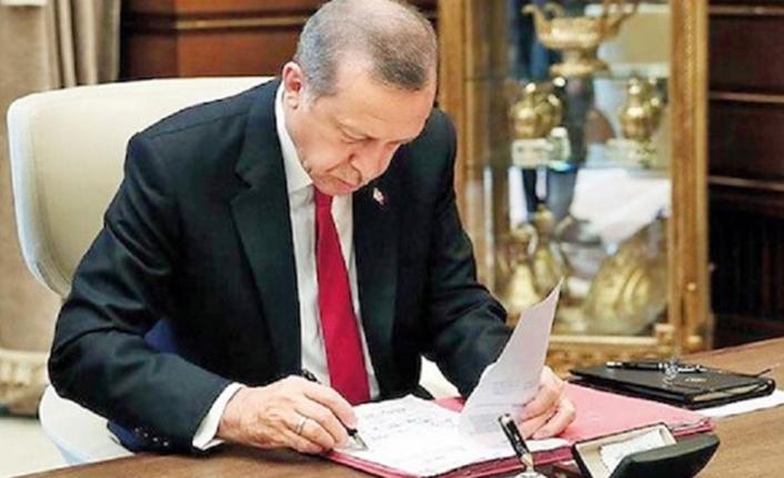 Erdoğan imzaladı! Koordine AFAD'ta...