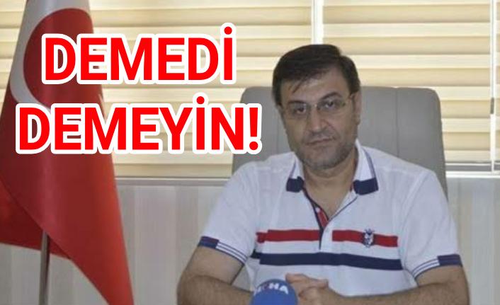 Gözaltına alınam İpar'dan flaş açıklama!