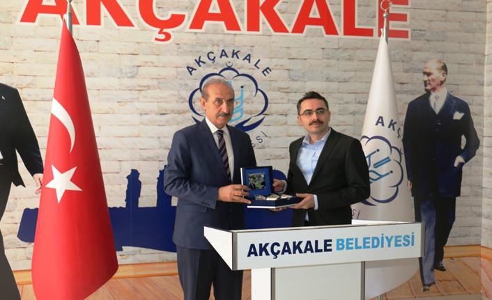 Savcı Vekili Yalçınkaya'yı ziyaret etti