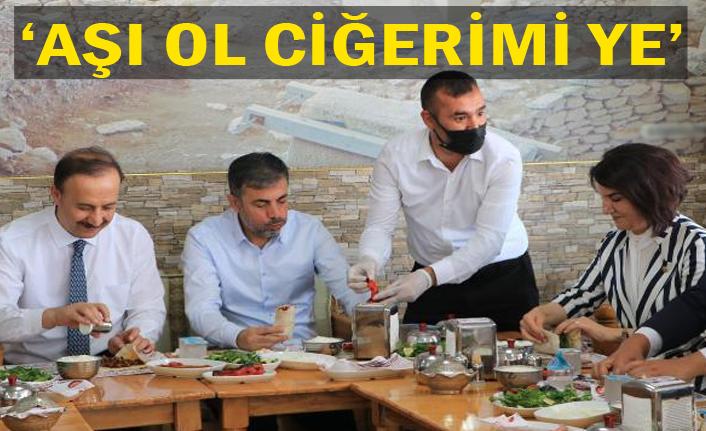 Urfa'da görülmemiş kampanya...
