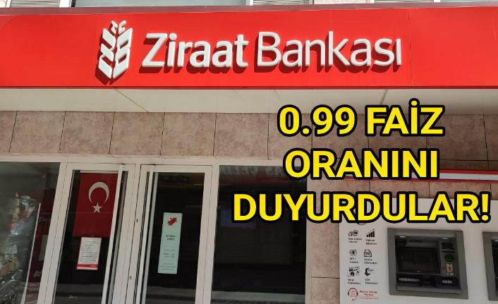 Ziraat Bankası'ndan flaş açıklama!